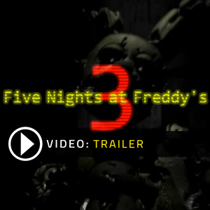 Buy Five Nights at Freddys 3 CD Key Compare Prices