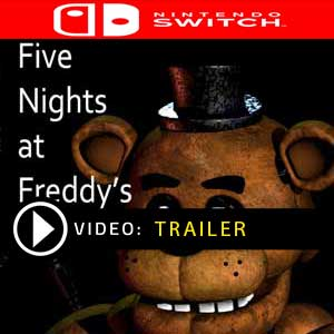 Five Nights at Freddys Nintendo Switch Prices Digital or Box Edition
