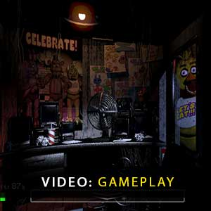 Five Nights at Freddys Gameplay Video