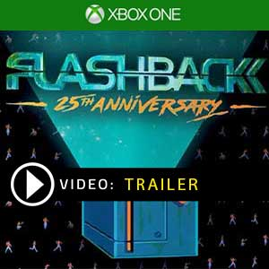 Flashback 25th Anniversary Xbox One Prices Digital or Box Edition