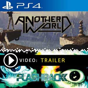 Flashback/Another World PS4 Prices Digital or Box Edition