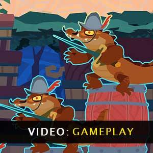 Fledgling Heroes Gameplay Video