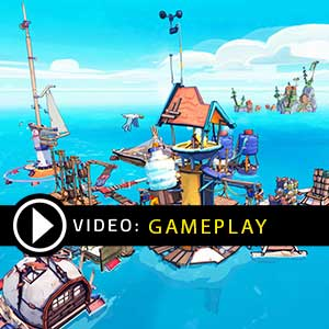 Flotsam Gameplay Video