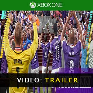 Football Manager 2020 Trailer Video