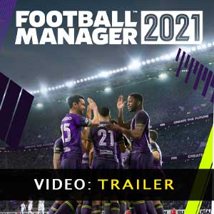 Football Manager 2021 Video Trailer