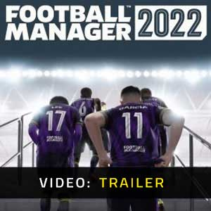 Football Manager 2022 Video Trailer