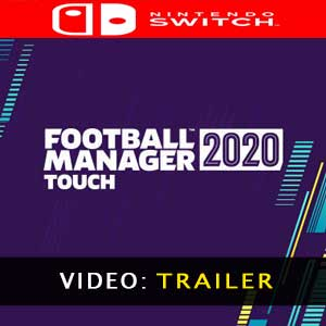 Football Manager 2020 Touch Nintendo Switch Prices Digital or Box Edition
