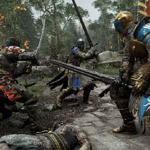 For Honor Environment