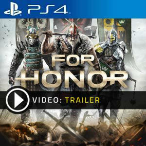 For Honor PS4 Prices Digital or Physical Edition