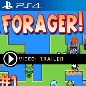 Forager PS4 Prices Digital or Box Edition