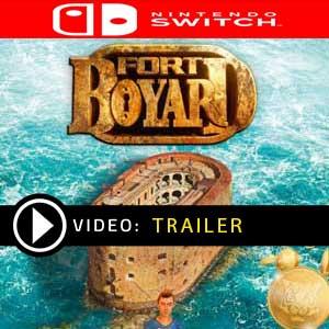 Fort Boyard Nintendo Switch Prices Digital or Box Edition
