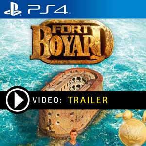 Fort Boyard PS4 Prices Digital or Box Edition