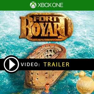 Fort Boyard Xbox One Prices Digital or Box Edition