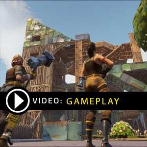 Fortnite Darkfire Bundle Gameplay Video