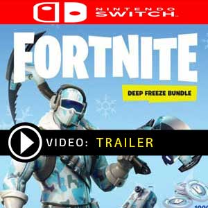 Fortnite Deep Freeze Bundle Nintendo Switch Prices Digital or Box Edition