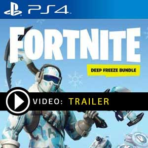 Fortnite Deep Freeze Bundle PS4 Prices Digital or Box Edition
