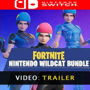 Fortnite Wildcat Bundle Nintendo Switch Video Trailer