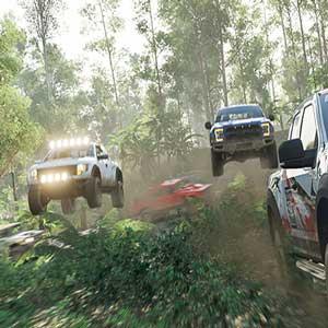 Racing around Australia