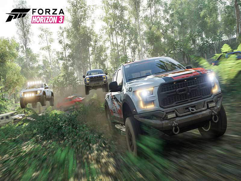 Forza Horizon 3 - Modded Xbox One Game Save #2 - The Tech …