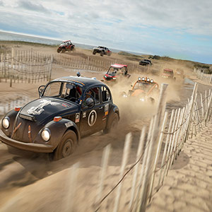Forza Horizon 4 Sand