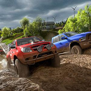 Forza Horizon 4 Mud