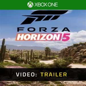 Forza Horizon 5 Xbox One Video Trailer