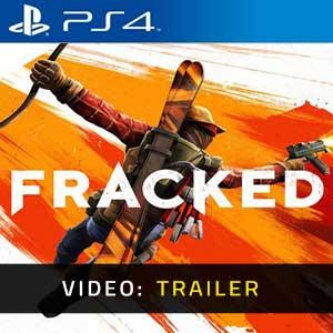 Fracked PS4 Video Trailer