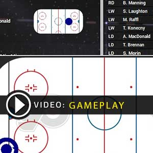 Franchise Hockey Manager 4 Gameplay Video