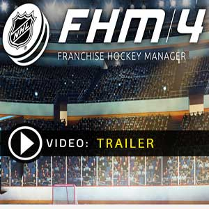 Buy Franchise Hockey Manager 4 CD Key Compare Prices