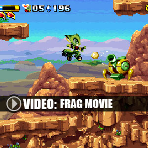 Freedom Planet Frag Movie