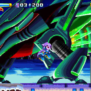 Freedom Planet Gameplay