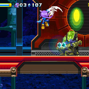Freedom Planet Gameplay Image