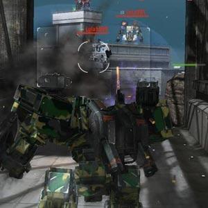 Front Mission Evolved - Player HUD