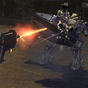 Front Mission Evolved - Battle