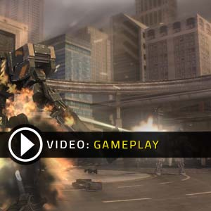 Front Mission Evolved Gameplay Video