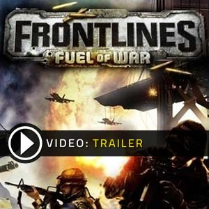 Buy Frontlines Fuel of War CD Key Compare Prices