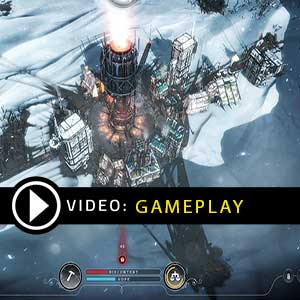 Frostpunk the Rifts Gameplay Video