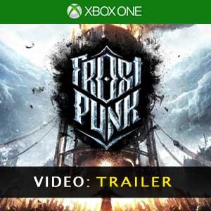 Frostpunk trailer video