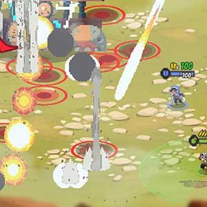 unique combat system