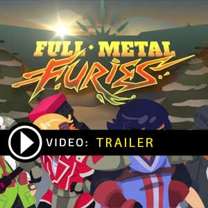 Buy Full Metal Furies CD Key Compare Prices