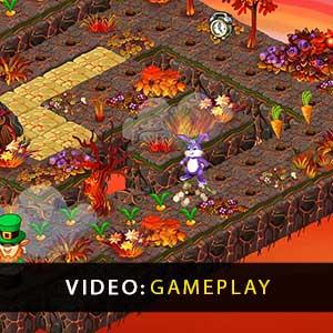 Funny Bunny Adventures Gameplay Video