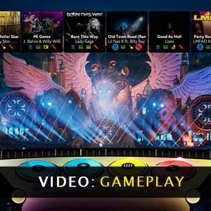 FUSER Gameplay Video