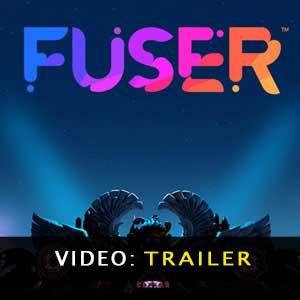 FUSER Trailer Video