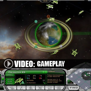 Galactic Civilizations 2 Gameplay Video