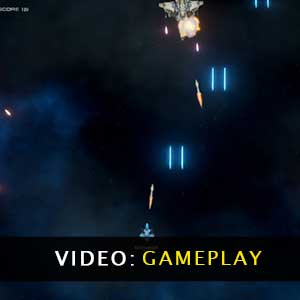 Galactic Storm Gameplay Video