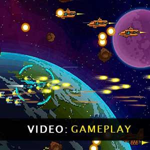 Galaxy Warfighter Gameplay Video