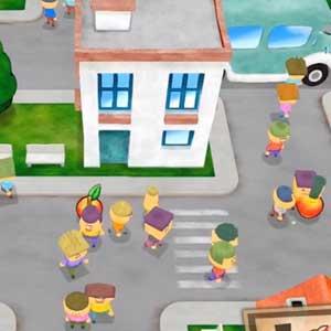 Game Wario Nintendo Wii U Villa