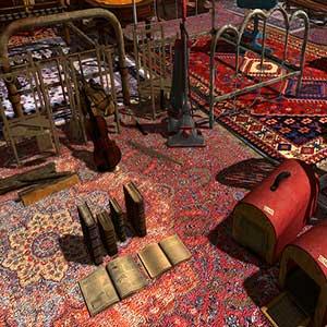 GameGuru Antiques In The Attic Pack