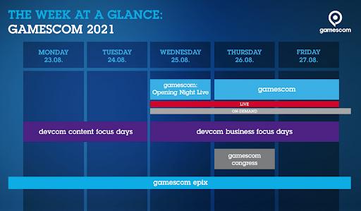 when is gamescom 2021?