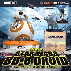 Win Star Wars BB-8 Droid – Gamesplanet.com